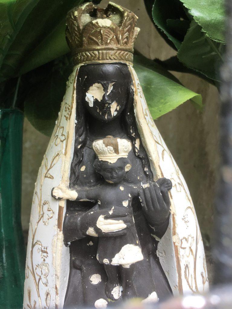 La Vierge Noire