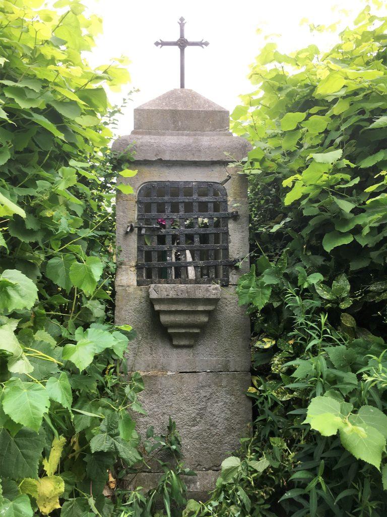 Oratoire N.D de Liesse. Rue de Bel Air