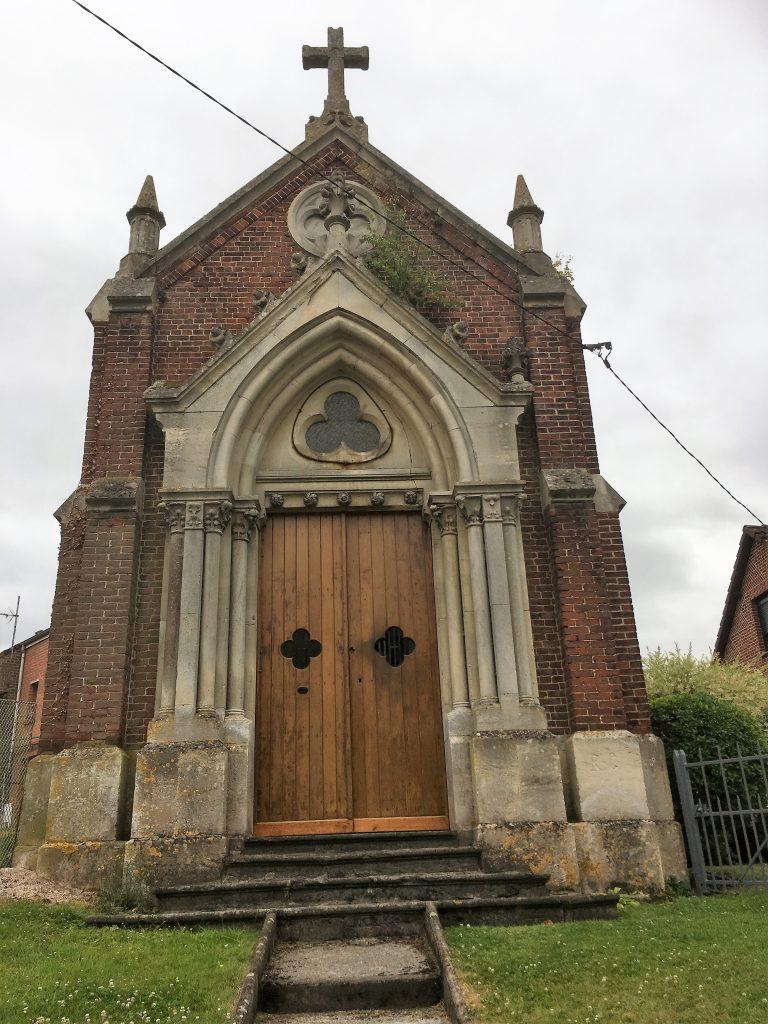 Chapelle néogothique