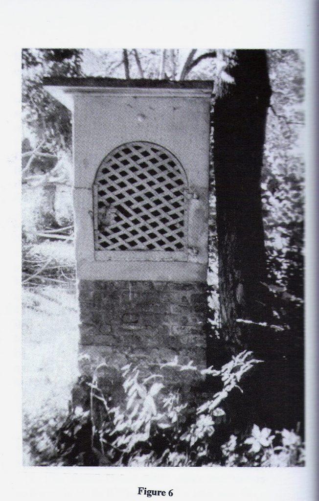 Photo de l'ancien oratoire N.D de la Délivrance