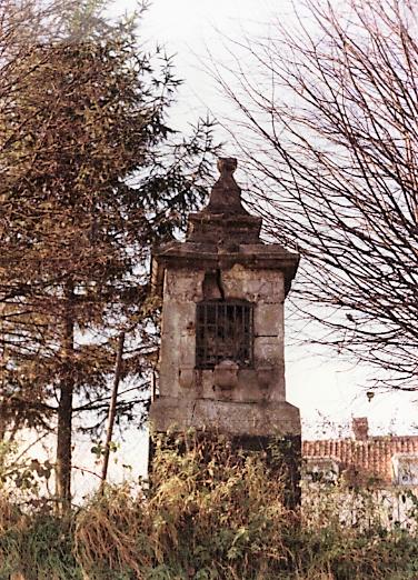Oratoire rot Rue Louis Duboc /