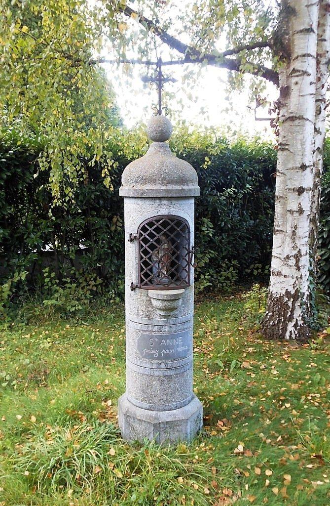 Oratoire Ste Anne. Rue de la Marne