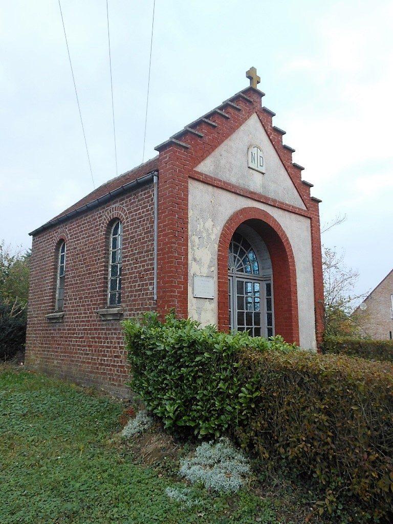 Chapelle ND de Tillereau, 4 Septembre 1944 . Côte du Mayeur