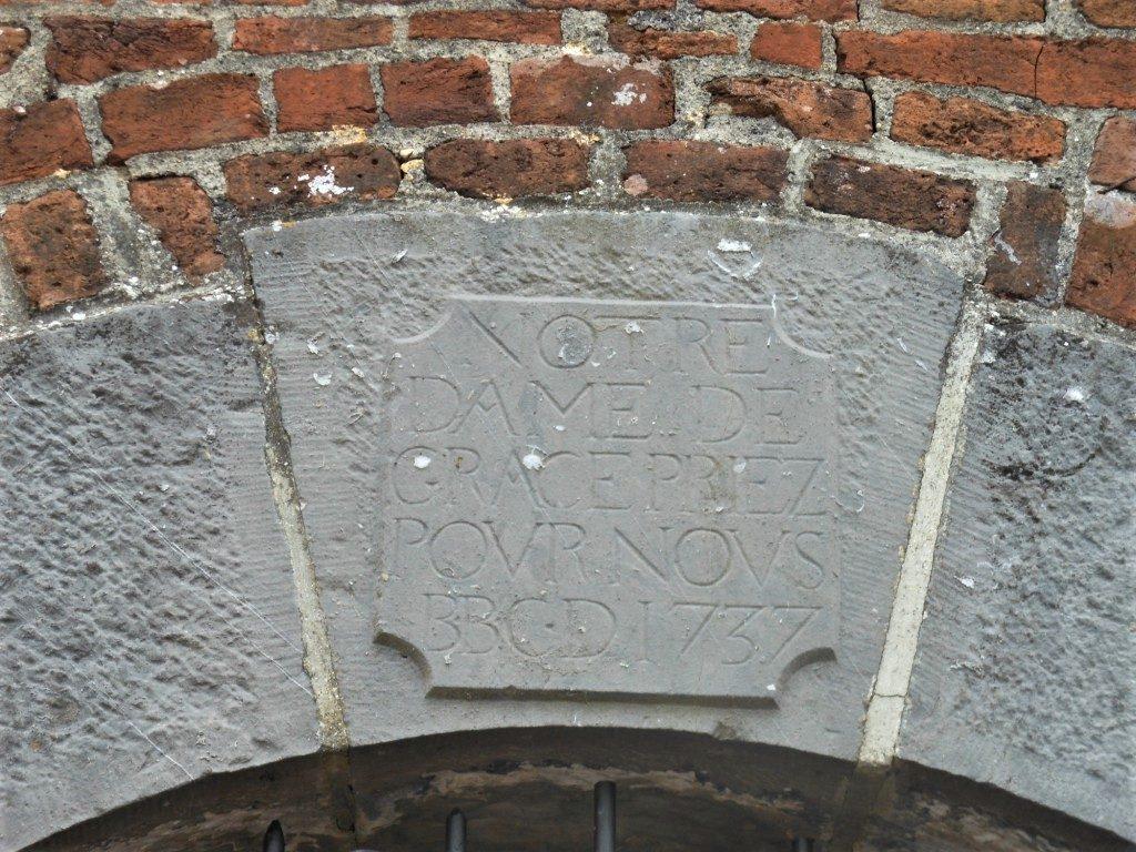 Notre Dame de Grâce Priez pour Nous BBCD 1737