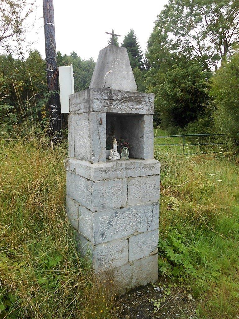 Oratoire .Route de Liessies