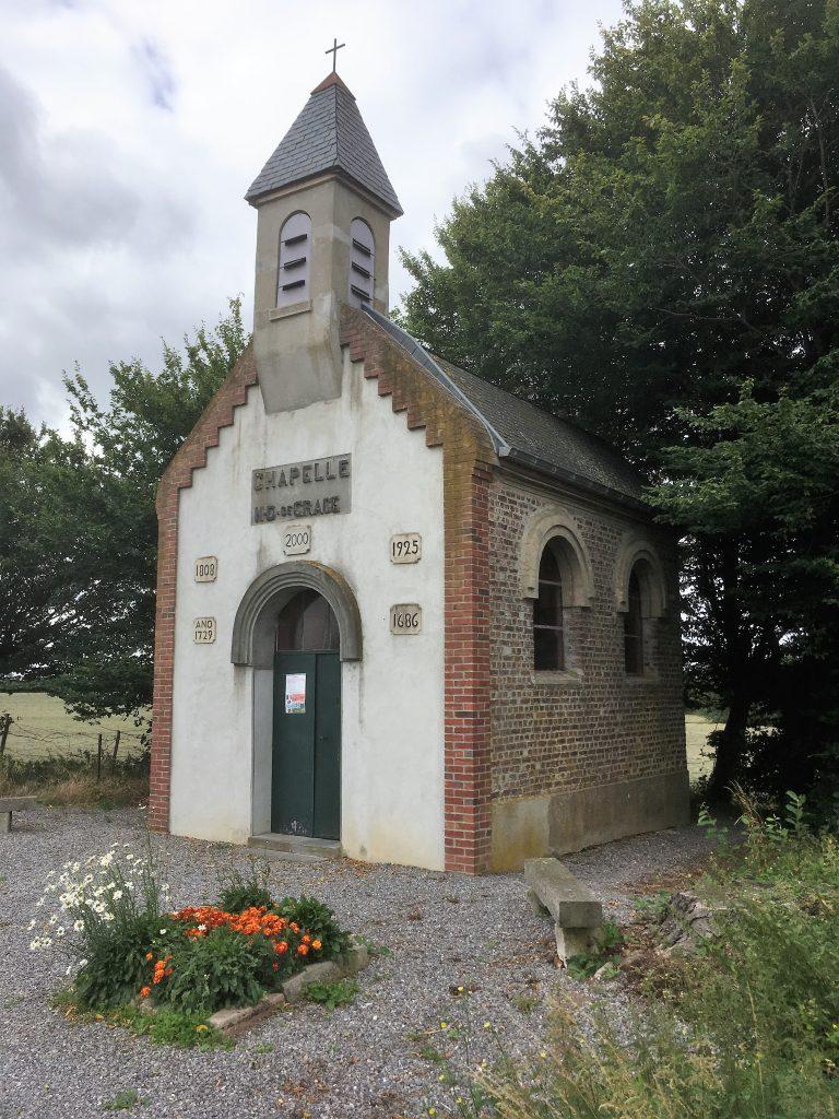 Chapelle N.D de Grâce.