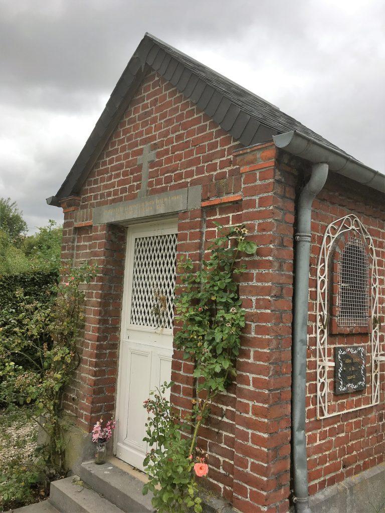 Chapelle Evrard