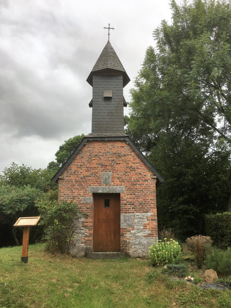 La chapelle Le Bon Dieu de Gibelot (1694) Rue d'Ors