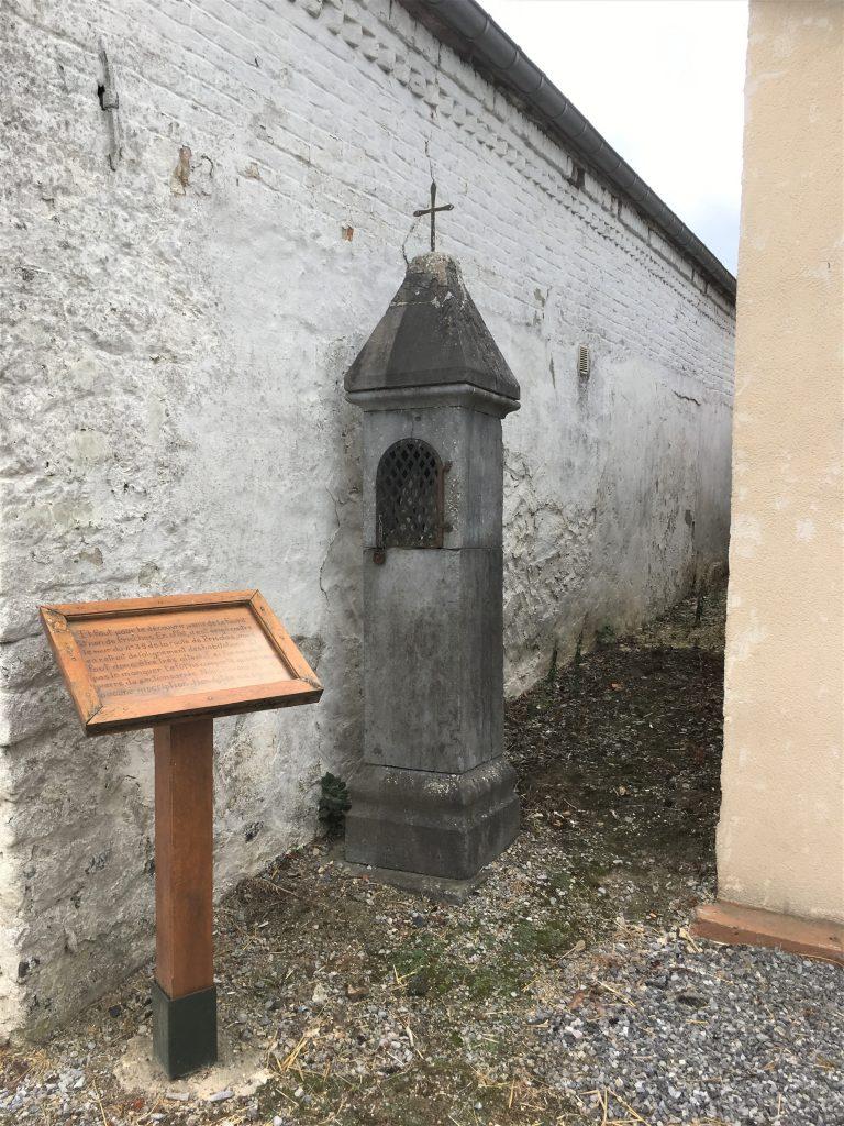 Oratoire 39 route de Prisches