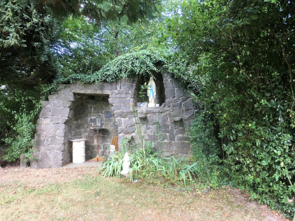 Grotte de Lourdes au Marais Vincent