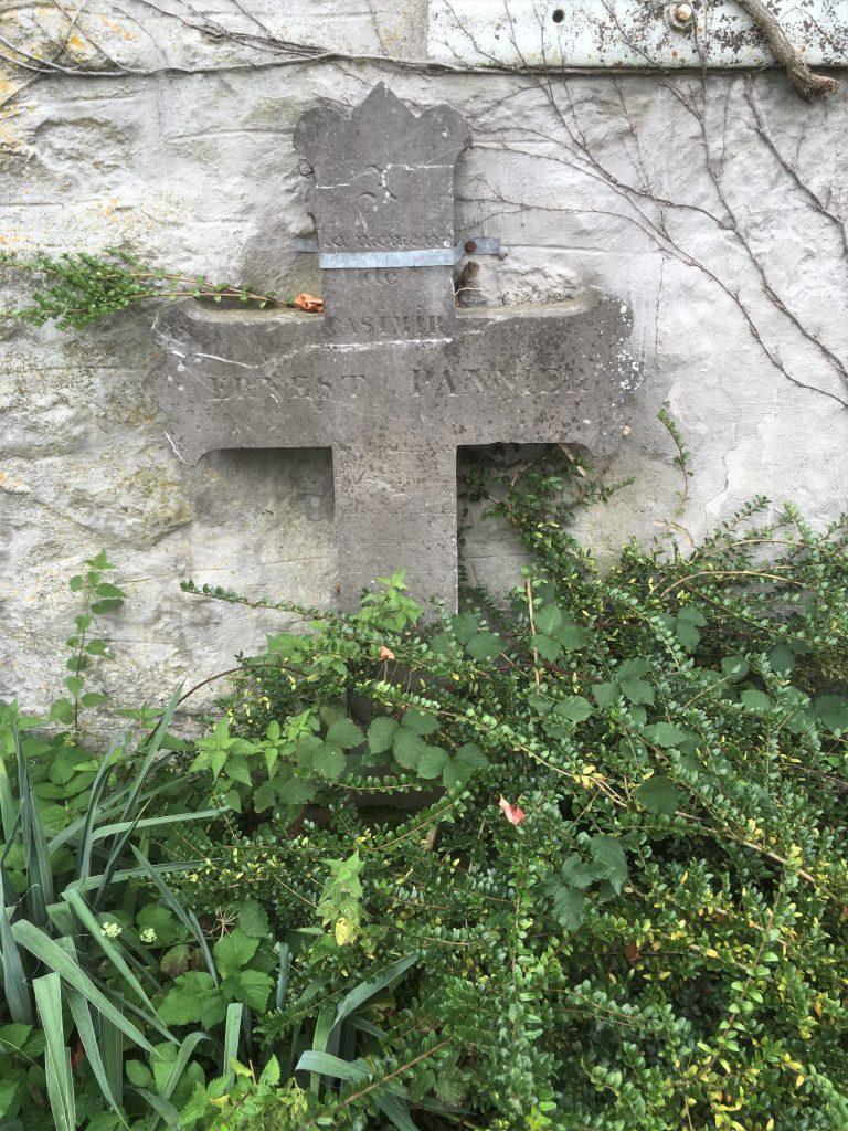 Croix de Casimir Ernest Panier