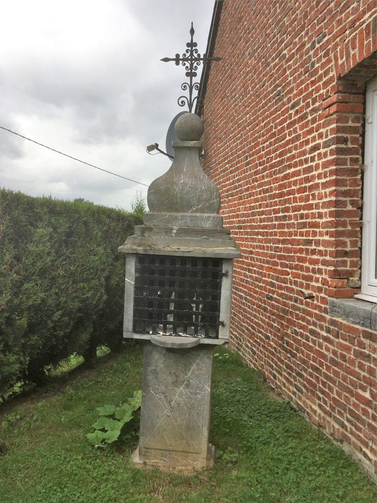 Oratoire N.D de Bon Secours, N.D des Affligés, St Hubert, St Sylvestre (1834). Basse Boulogne