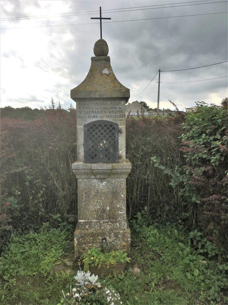 Oratoire St Liénard, St Druon et N.D des Affligés.