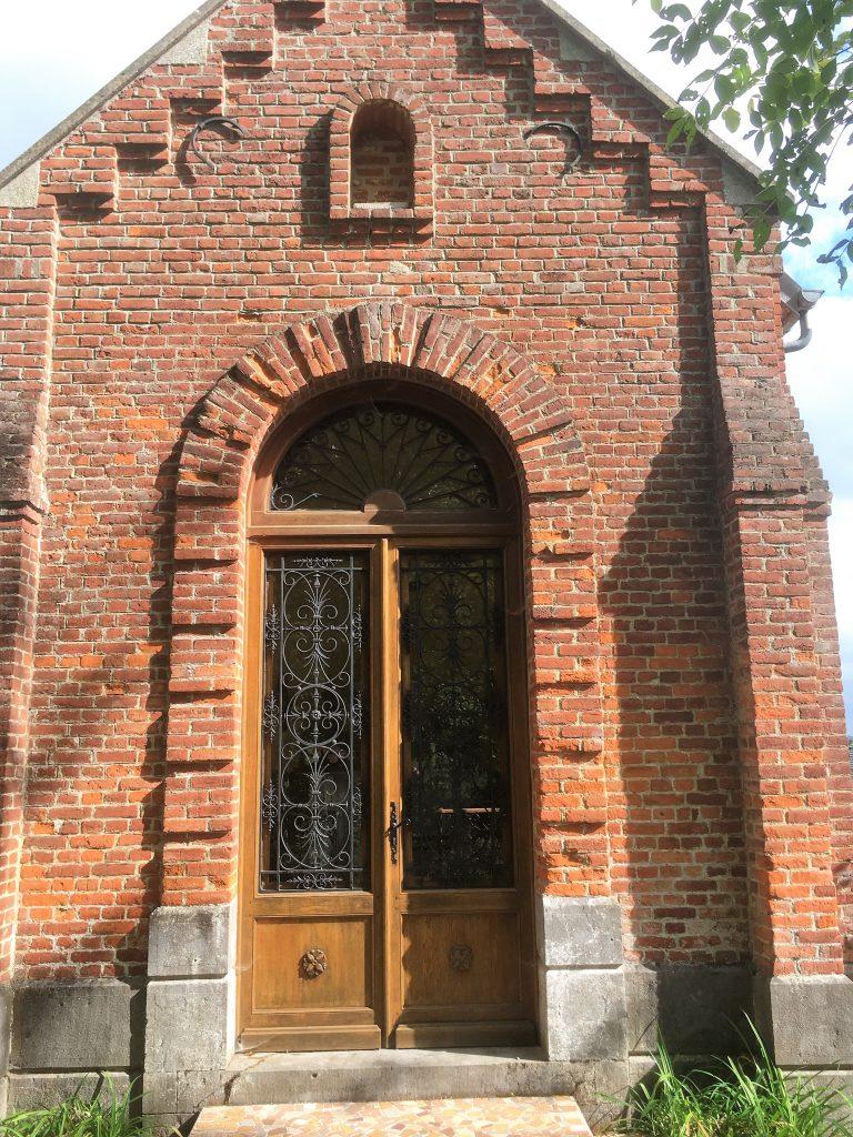 Chapelle St Etton du Bosquet