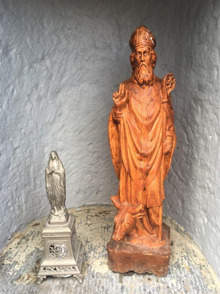 St Etton et N.D de Walcourt