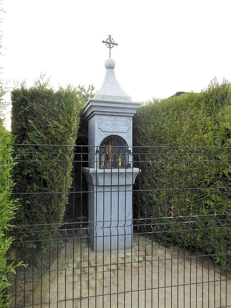 Ooratoire St Michel,St Joseph,St Camille et N.D de Lourdes (1881). Rue de Fourmies