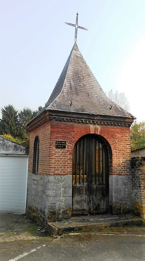 Chapelle N.D du Rosaire. Rue Jean Marie Carion