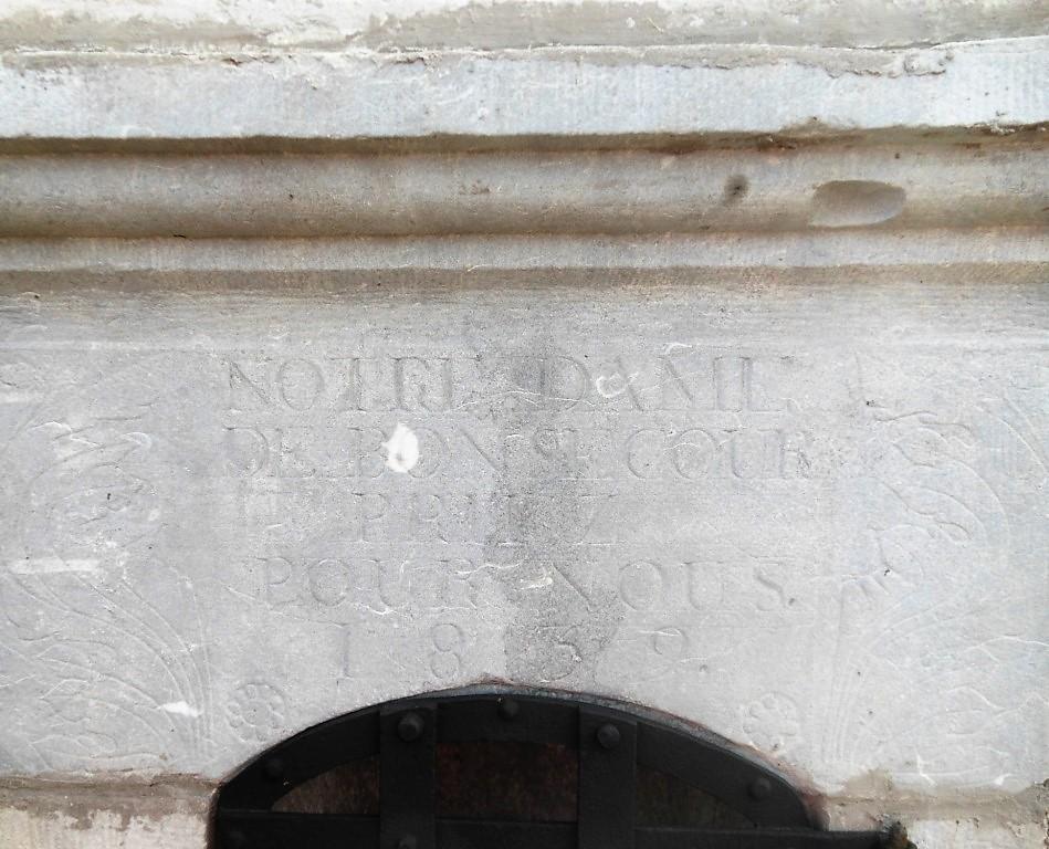 Notre Dame de Bon Secours 1839