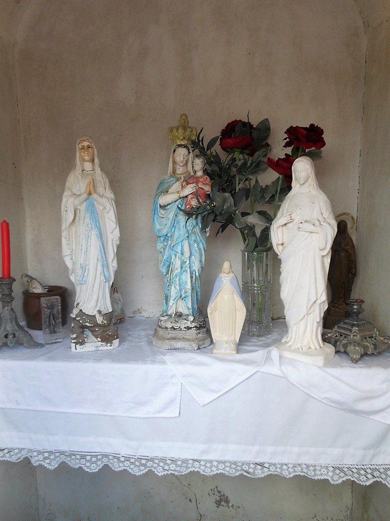 Intérieur de la chapelel