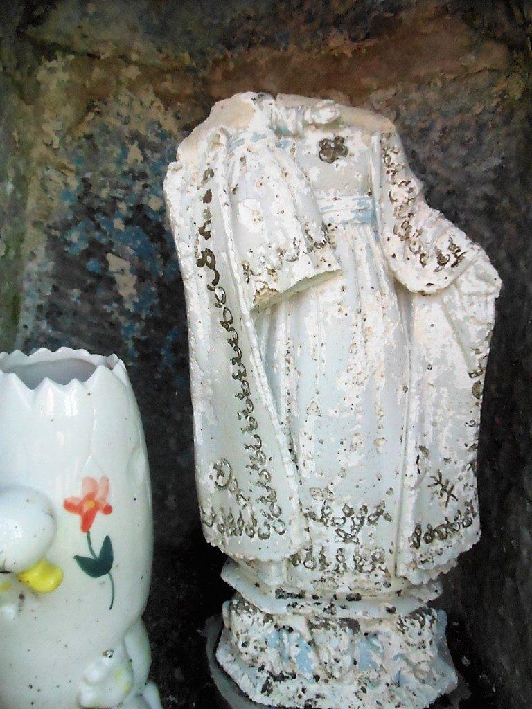 Statue sans tête