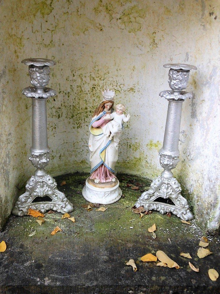 Niche de l'oratoire Ste Marie