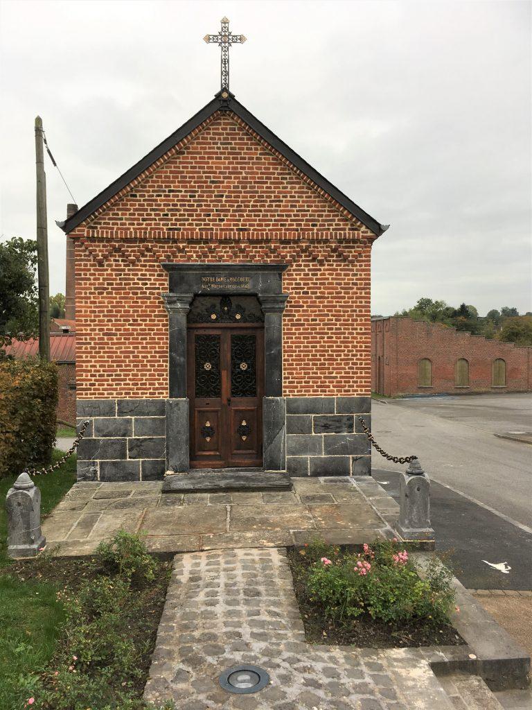 Chapelle N.D de Walcourt.