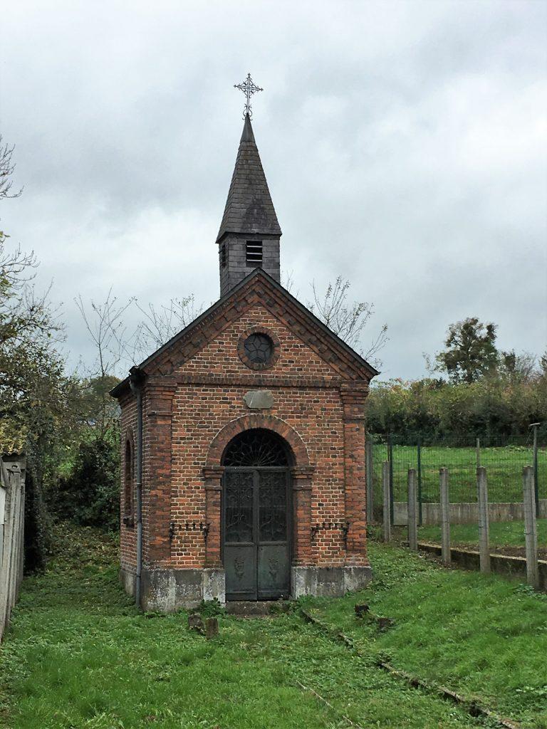 Autre angle de la chapelle N.D des Sept Douleurs