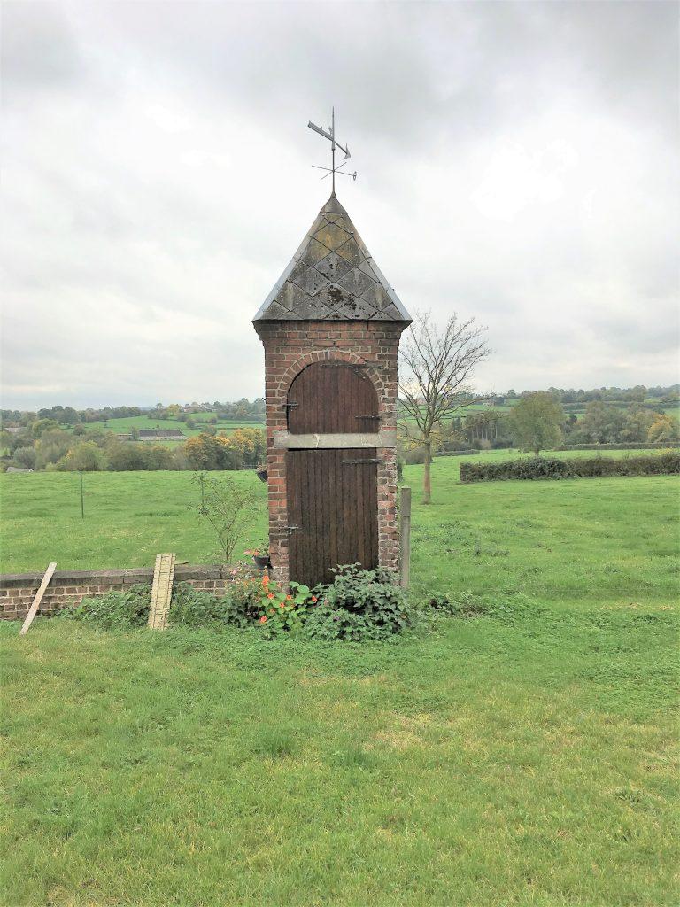 Chapelle. Chemin de Cloussy