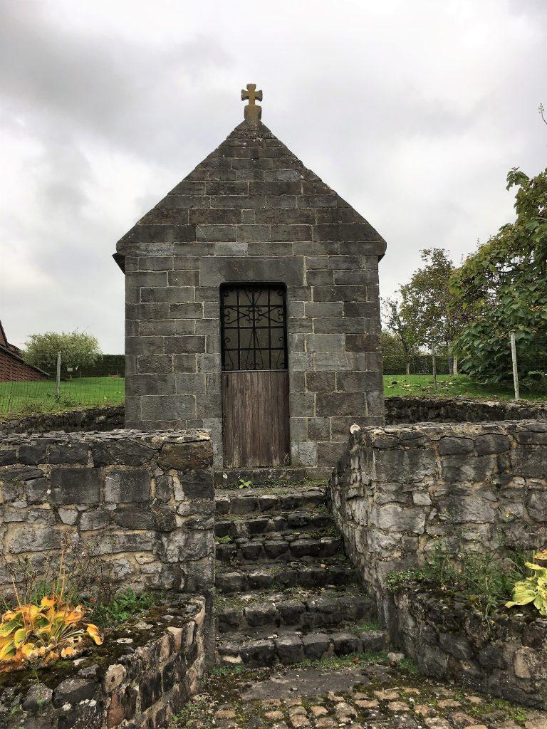 Chapelle Sainte Face (1812). Rue de l'Eglise