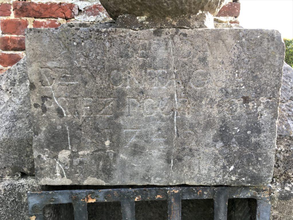 Notre Dame de Montague priez pour nous 1742 IF IM