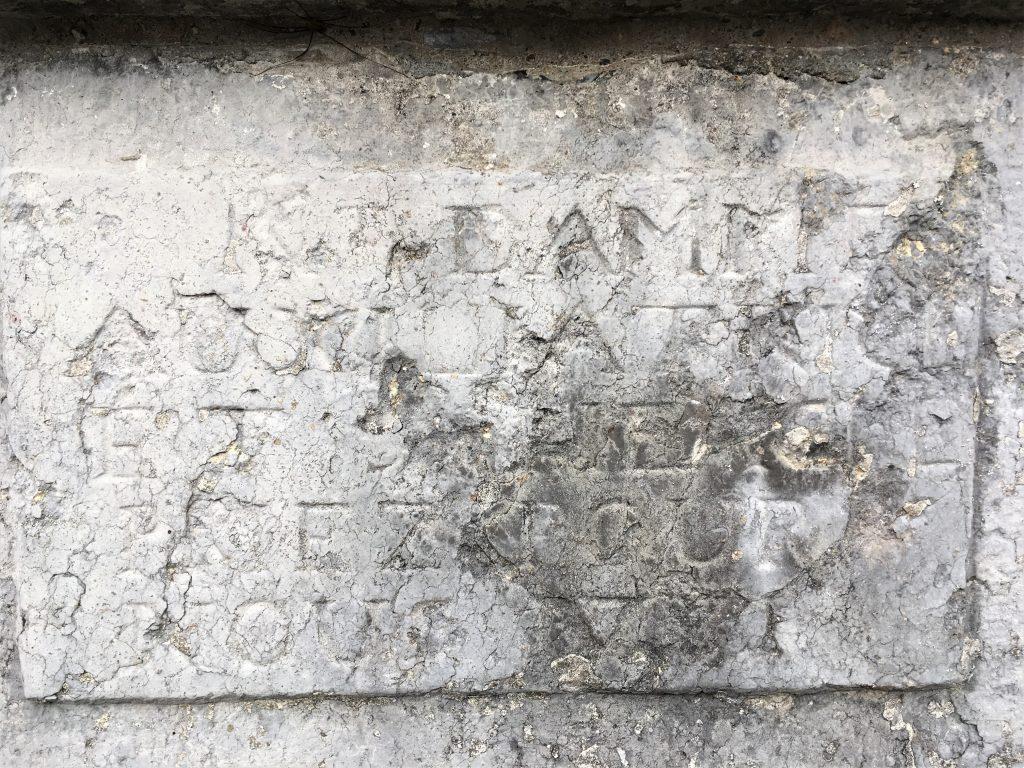 Ntre Dame Auxiliatrice St Fiacre priez pour nous 1731